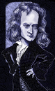 Cartoon: Sir Isaac Newton (small) by frostyhut tagged science,genius,physics,newton,sirisaacnewton,gravity