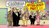 Cartoon: After-Crisis-Party (small) by Harm Bengen tagged krise,party,aufschwung,dax,unternehmen,unternehmer,feiern,musik,boni,jammern,gewerkschaften,dgb,lohnerhöhungen,tarifrunde
