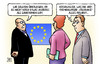 Cartoon: Toleranz (small) by Harm Bengen tagged sanktionen,eu,europa,aussenminister,ukraine,russland,ard,themenwoche,toleranz,harm,bengen,cartoon,karikatur