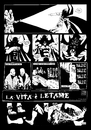 Cartoon: La Vita e Letame 2_2 (small) by csamcram tagged heroe,super,superheroes,superheroe,supereroi,supereroe,superhelden,superheld,comics,white,black,cram,csam
