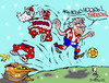 Cartoon: 001 (small) by Rasit Yakali tagged karikatür
