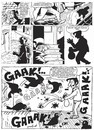 Cartoon: my comic (small) by komikadam tagged hayvan,sever