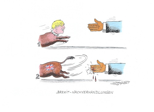 Johnson will den harten Brexit