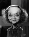 Cartoon: Bette Davis (small) by rocksaw tagged caricature,bette,davis