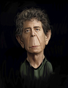 Cartoon: Lou Reed (small) by rocksaw tagged lou,reed