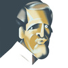 Cartoon: Paul Newman (small) by Michele Rocchetti tagged paul,newman,actor,hollywood