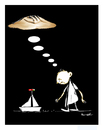 Cartoon: GAZA FREEDOM FLOTILLA  !.. (small) by ismail dogan tagged gaza aid