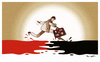 Cartoon: THE DAY AFTER !... (small) by ismail dogan tagged libya