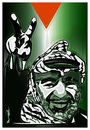 Cartoon: YASSER ARAFAT (small) by ismail dogan tagged yasser arafat