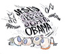 Cartoon: HELLO DOLLY would be OK (small) by barbeefish tagged obamaluvsme