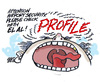 Cartoon: PC is killing us (small) by barbeefish tagged terrorists