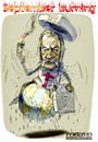 Cartoon: september burning (small) by portos tagged reverendo jones
