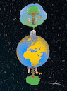 Cartoon: - (small) by zluetic tagged paradise