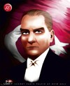 Cartoon: ATATURK (small) by saadet demir yalcin tagged saadet,sdy,tc,ataturk,turkey