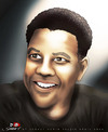 Cartoon: Denzel Washington (small) by saadet demir yalcin tagged saadet,syalcin,sdy,turkey,denzelwashington,cinema,oscar