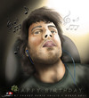 Cartoon: Happy Birthday Alex... (small) by saadet demir yalcin tagged saadet,sdy,syalcin,turkey,alex,agb,happybirthday