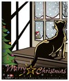 Cartoon: Merry Christmas!.. (small) by saadet demir yalcin tagged merrychristmas,santaclausmaus,cat,snow,newyear,saadet,sdy