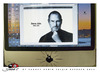 Cartoon: My IMac October 5 2011 (small) by saadet demir yalcin tagged saadet,sdy,stevejobs,apple,imac