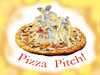 Cartoon: PIZZA PITCH (small) by T-BOY tagged pizza,pitch