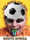 Cartoon: WORLD CUP  2010 (small) by T-BOY tagged south,africa,world,cup,2010