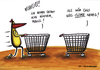 Cartoon: . (small) by LA RAZZIA tagged einkaufswagen,shopping,cart,super,market,einkaufen,sex