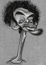 Cartoon: Ramesh (small) by K E M O tagged ramesh,by,kemo,caricature