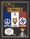Cartoon: The French Trilogy (small) by gulekk tagged french,trilogy,tragedy,terrorism,hitler,nazi