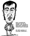 Cartoon: Cem Özdemir (small) by stieglitz tagged cem,özdemir,karikatur