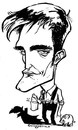 Cartoon: Robert Pattinson (small) by stieglitz tagged robert,pattinson,karikatur,caricature