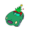 Cartoon: Xmas (small) by Pohlenz tagged xmas