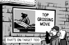 Cartoon: American sniper the movie (small) by sinann tagged sniper,american,movie,target