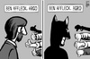 Cartoon: Batman Affleck (small) by sinann tagged batman,ben,affleck