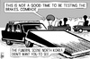 Cartoon: Kim Jong Il funeral (small) by sinann tagged kim,jong,il,funeral,car,scene,north,korea