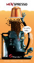 Cartoon: WHAT ELSE ? (small) by ALEX gb tagged menspresso coffee men sex george clooney commercial