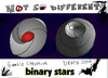 Cartoon: Binary Stars caricature (small) by BinaryOptions tagged binary,option,options,star,wars,editorial,cartoon,caricature,google,chromium,hal,9000,optionsclick,financial,business,corporation,evil,empire,comic,icons