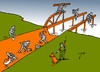 Cartoon: Canal and bridge (small) by tunin-s tagged bridge