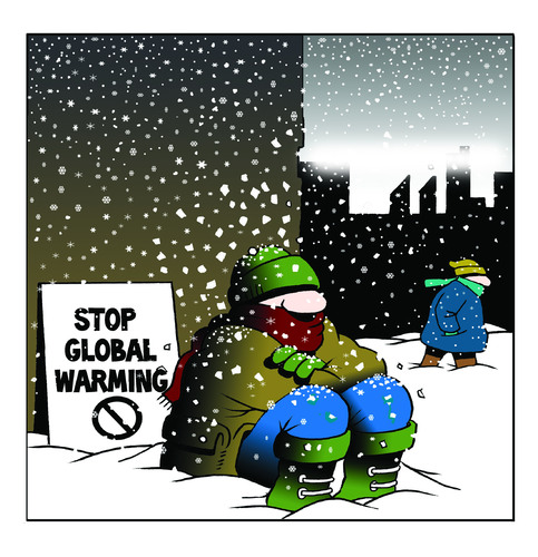 Essay on how to stop global warming