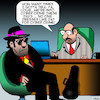 Cartoon: cyber crime (small) by toons tagged cyber,crime,mafia,hacking,computer,scams,fraud,gangsters