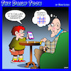 Cartoon: Hashtag (small) by toons tagged hashtags,tic,tac,toe,naughts,and,crosses,grandparents,smartphones,iphones,twitter,email,address