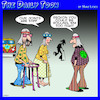 Cartoon: Hippies (small) by toons tagged ageing,sore,joints,marijuana,drugs,old,hippies