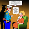 Cartoon: Missing persons (small) by toons tagged missing,persons,lost,husband,police,reunion,reconciled