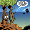 Cartoon: Multiculturalism (small) by toons tagged multiculturalism,aborigines,australia,natives,history