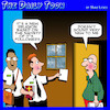 Cartoon: Religious nuts (small) by toons tagged jehovahs,witnesses,naive