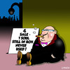 Cartoon: soul 4 sale (small) by toons tagged sell,your,soul,sales,mean,greedy,the,devil