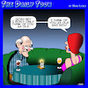 Cartoon: Sugar Daddy (small) by toons tagged rich,old,man