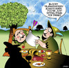 Cartoon: Telemarketers (small) by toons tagged telemarketers,robin,hood,advertising,bow,and,arrow,direct,cold,calling