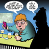 Cartoon: Text the ex (small) by toons tagged texting,drunk,ex,wife,girlfriend,bars,smartphone,iphone