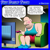 Cartoon: Viagra (small) by toons tagged performance,enhancing,drugs,sporting,cheats,olympics