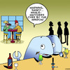 Cartoon: Whale watchers (small) by toons tagged whales,whale,watchers
