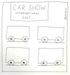 Cartoon: Car Show (small) by Müller tagged car,carshow,auto